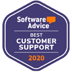 Software Advice Customer Support for Non-Profit Nov-20