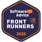 Software Advice Frontrunners for Non-Profit Nov-20