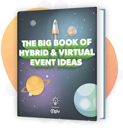 The Big Book of Hybrid and Virtual Event Ideas