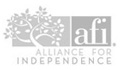 Alliance for Independence Logo