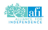 Qgiv Client: Alliance for Independence