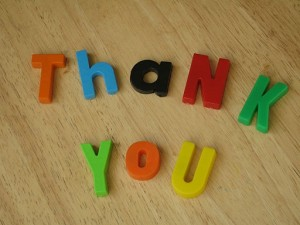 It's Volunteer Appreciation Week!