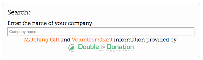 Learn more about incorporating matching gifts into your nonprofit website design!