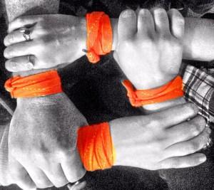 The Orange Shoelace Project