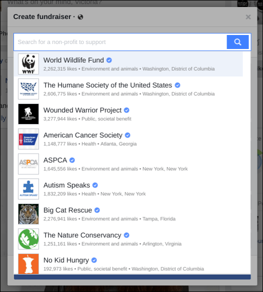 4 Awesome Tips For Asking for Donations on Facebook - Qgiv Blog