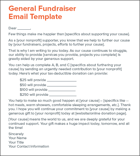 Check out this stellar email template.
