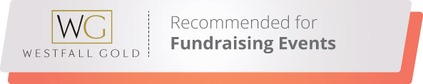 Westfall Gold is our recommended fundraising consultant for events.