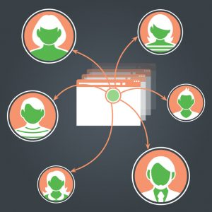 Peer-to-peer fundraising allows donors to give to an online webpage.