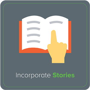 Incorporate Stories