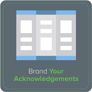Brand Your Acknowledgements
