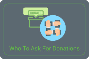 Ask foundations for donations.