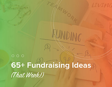 Read our ultimate list of all the fundraising ideas you could ever need.