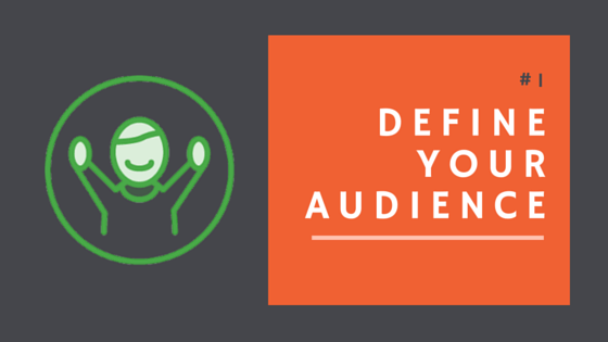 Define the audience for your donation campaign