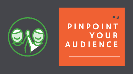 Pinpoint the audience for your donation campaign