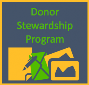 Create a donor stewardship program to retain and engage donors!