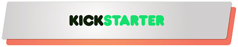 Kickstarter is a peer-to-peer or crowdfunding platform that helps finance creative projects.