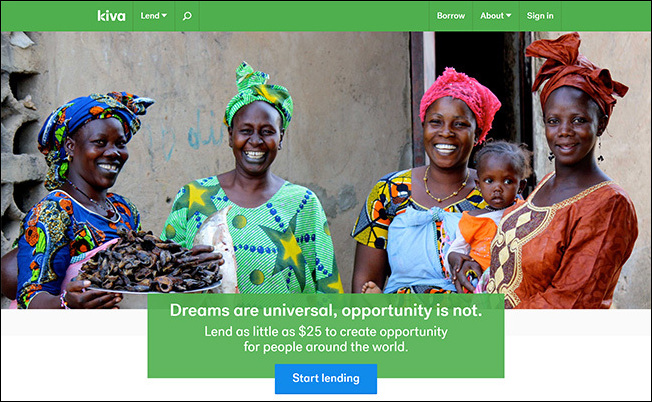 Find out if you can use Kiva's microlending peer-to-peer fundraising platform.