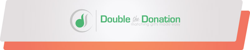 See what Double the Donation's online donation tool can do for your nonprofit.