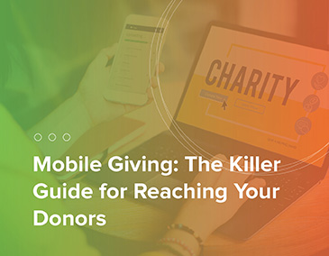 Check out this mobile giving guide.