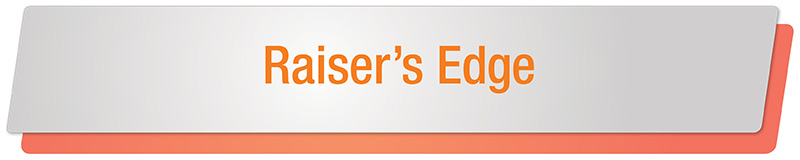 Check out Raiser's Edge, powerful fundraising software from Blackbaud.