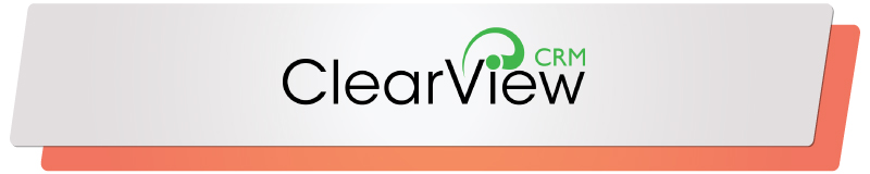 ClearView CRM is a top online fundraising software.