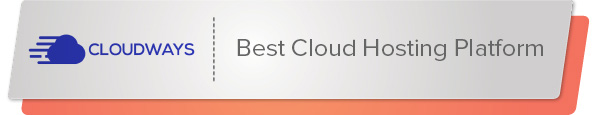 Cloudways is a top nonprofit software for cloud hosting.