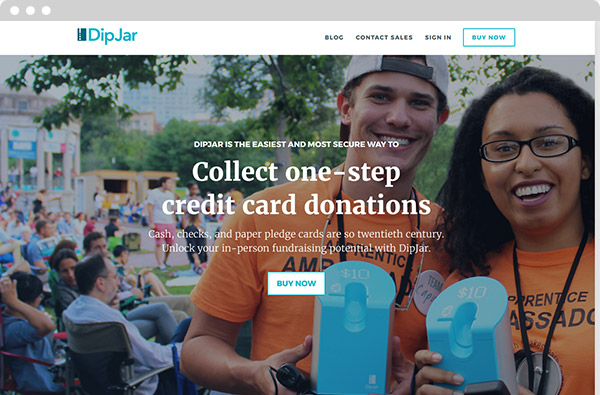 See how DipJar's event fundraising software can help your organization.