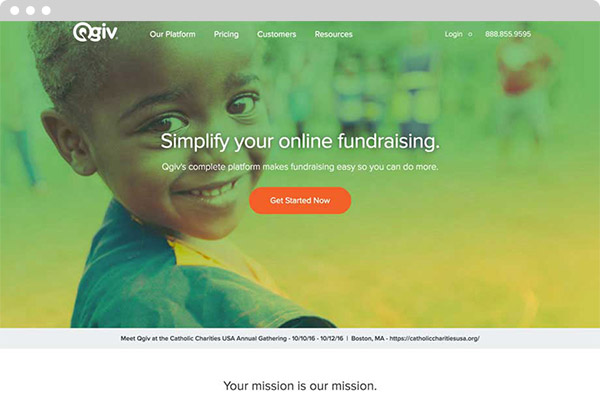 Check out how Qgiv's event fundraising software can help your nonprofit.
