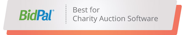 BidPal's nonprofit software is the best solution for charity auctions.