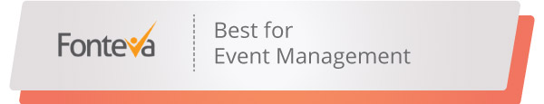 Take a look at Fonteva's nonprofit software best suited for helping your organization with event management.