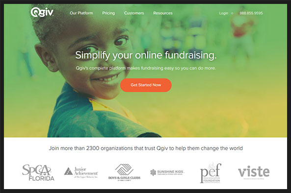 See how Qgiv's nonprofit software can help your organization.