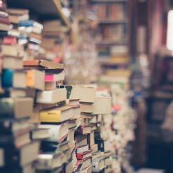 Another powerful fundraising idea is hosting a community book sale.