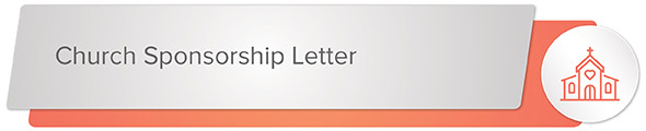 Use this church sponsorship letter template to raise money for your congregation.
