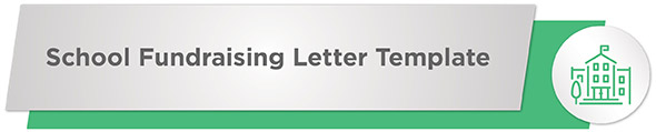 Raise more money for your school with our fundraising letter template.