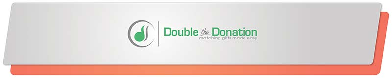 Double the Donation is a top add-on for your peer-to-peer fundraising campaign.