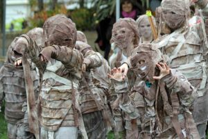 Frightfully Good Fundraising, Part 2: Don't Get Wrapped Up In Yourself
