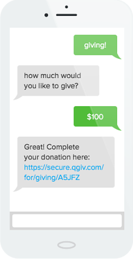What is text to give? Learn more about this mobile fundraising strategy.