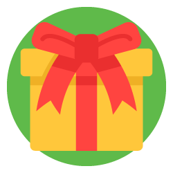 With Givi, your church's members can send custom gifts through your church giving app.