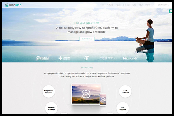 Check out Morweb's nonprofit software.