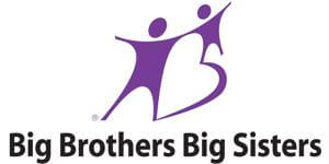 Big Brothers Big Sisters has benefitted from Qgiv's easy online donation software.