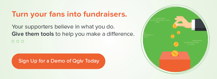 Learn more about peer-to-peer fundraising by requesting a demo with Qgiv!