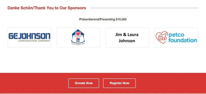 It's important to recognize everyone who's involved with your peer-to-peer fundraising campaign, especially your individual fundraisers.