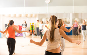 Dance classes will get you moving and are great auction item ideas.