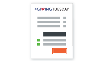 Build your Giving Tuesday assets before the big day.