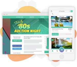 Qgiv's New Auction & Event Management Platform Means Less Stress for You!