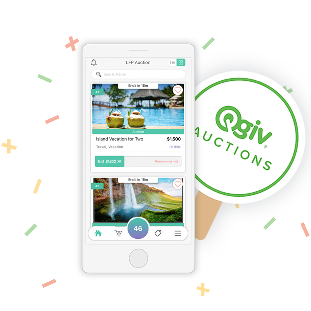 Mobile Bidding Technology with an App-based Auction Platform