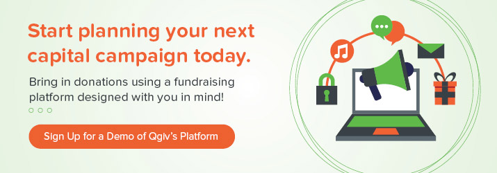 Learn how to maximize your capital campaign with Qgiv!