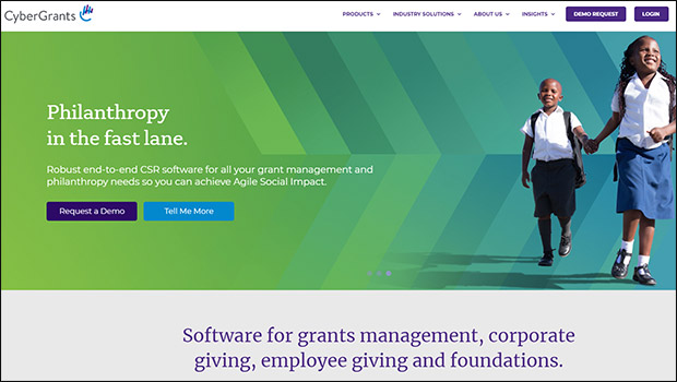 Learn more about CyberGrant's silent auction software solution.