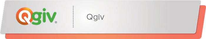 Qgiv is a top peer-to-peer fundraising platform.