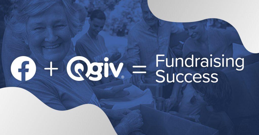Integrate Facebook fundraising and Qgiv